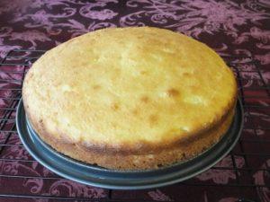 Almond Flour Pound Cake