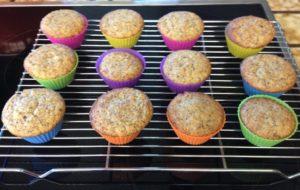 Hazelnut Muffins 2